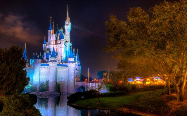 Magic Kingdom - Sleeping Castle