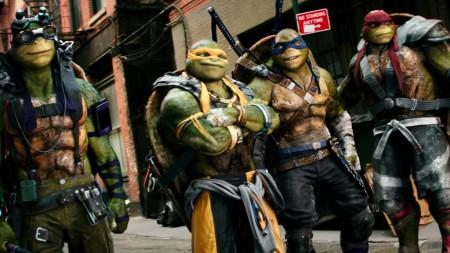 tartarugas ninjas o filme dicas de final de semana com crianças