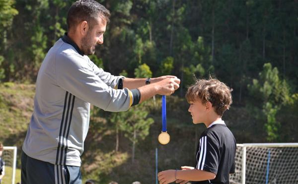 NR acampamento juventus futebol