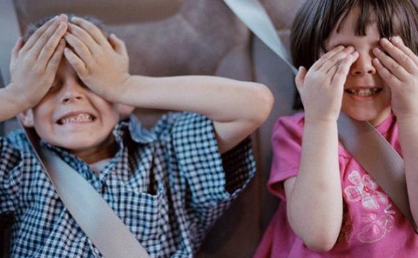 adivinha como distrair crianças viagem de carro