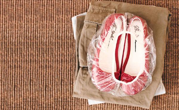 touca sapato