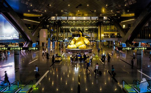 aeroporto qatar