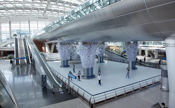 aeroporto seoul