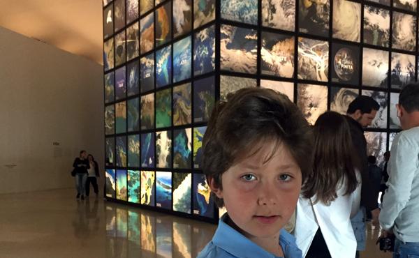museu do amanhã rio de janeiro viagem com crianças