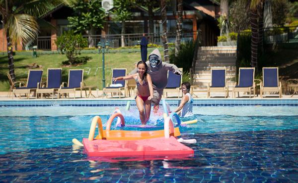 Infinity resort e spa balneario camboriu santa catarina viagem com crianças spa família atividades