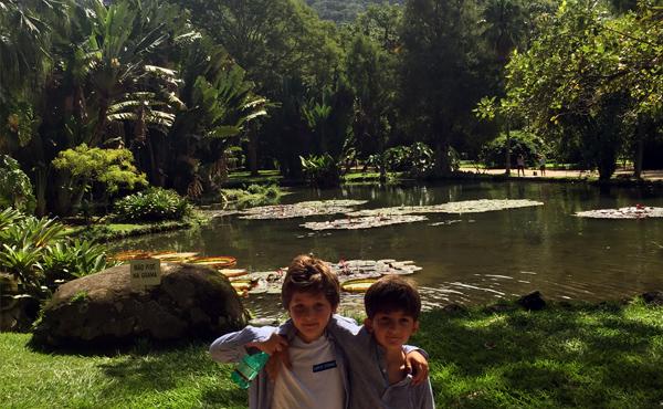 jardim botanico rio de janeiro passeio com crianças
