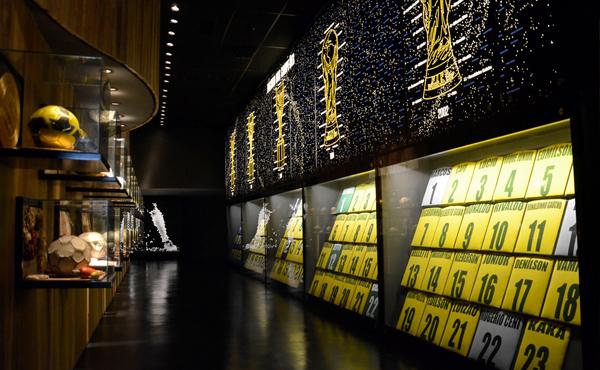 museu da seleção brasileira museu rio de janeiro